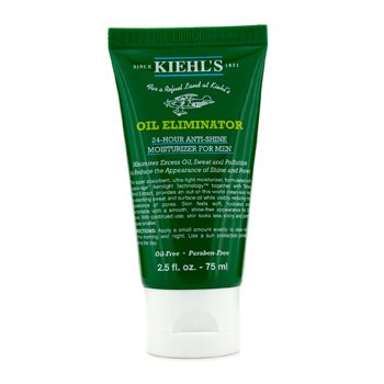 Kiehl's Men's Oil Eliminator Hidratant Anti Strălucire 24 Ore  75ml/2.5oz