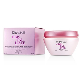 Kerastase Cristalliste Luminous Perfecting Masque (For Dry Lengths or Ends)  200ml/6.8oz