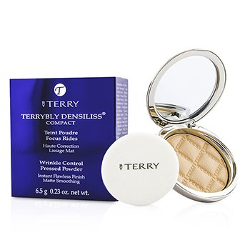 By Terry Terrybly Densiliss Compact (Wrinkle Control Pressed Powder) - # 1 Melody Fair  6.5g/0.23oz