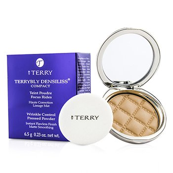 By Terry Terrybly Densiliss Compacto (Control Arrugas)  - # 3 Vanilla Sand  6.5g/0.23oz