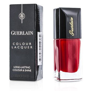 Guerlain Colour Lacquer - # 121 Rouge D'Enfer  10ml/0.33oz