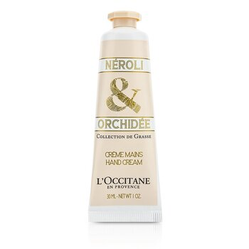 L'Occitane Collection De Grasse Neroli & Orchidee Hand Cream  30ml/1oz
