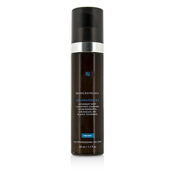 Skin Ceuticals Resveratrol B E Antioxidant Night Concentrate (Salon Size)  50ml/1.7oz