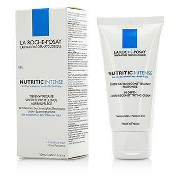 La Roche Posay Krem do twarzy na dzień Nutritic Intense in-Depth Nutri-Reconstituting Cream  50ml/1.7oz