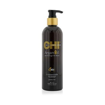 CHI Condicionador Plus Moringa Oil Argan Oil - Livre de Parabenos  355ml/12oz