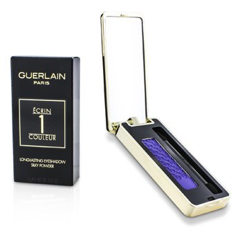 Guerlain Ecrin 1 Couleur Long Lasting Eyeshadow - # 11 Deep Purple  2g/0.07oz