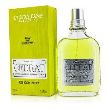 L'Occitane Eau De Cedrat Eau De Toilette Spray  100ml/3.4oz