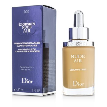 Christian Dior Diorskin Nude Air Serum Fondöten SPF25 - # 020 Light Beige  30ml/1oz