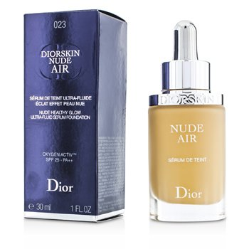 Christian Dior Diorskin Nude Air Base Suero SPF25 - # 023 Peach  30ml/1oz