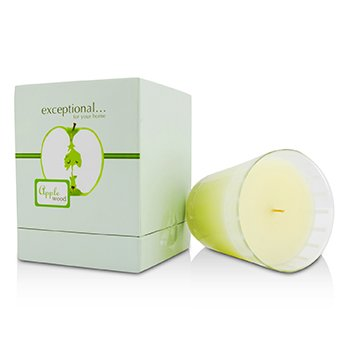 Exceptional Parfums Fragrance Candle - Apple Wood  250g/8.8oz