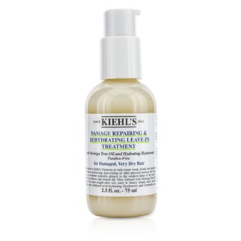 Kiehl's Damage Repairing & Rehydrating Leave-In Treatment  75ml/2.5oz
