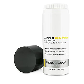 Menscience Puder do ciała Advanced Body Powder  100g/3.4oz
