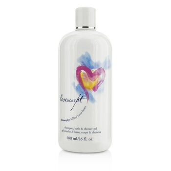Philosophy Loveswept Champ�, Gel Ba�o & Ducha  480ml/16oz