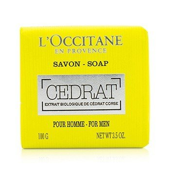 L'Occitane Cedrat Soap  100g/3.5oz