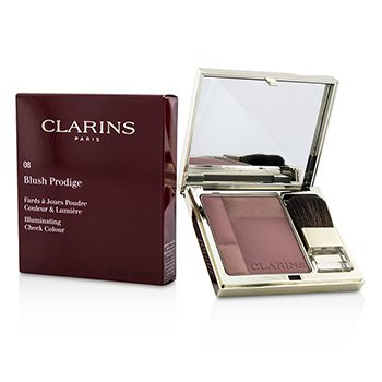 Clarins Blush Prodige Illuminating Cheek Color - # 08 Sweet Rose  7.5g/0.2oz