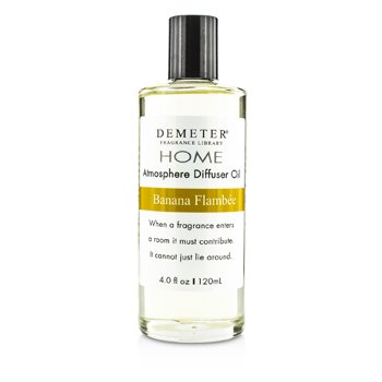 Demeter น้ำมันหอม Atmosphere Diffuser Oil - Banana Flambee  120ml/4oz