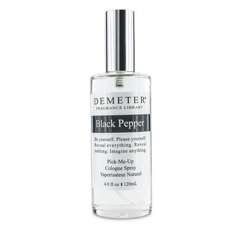 Demeter Black Pepper Cologne Spray  120ml/4oz