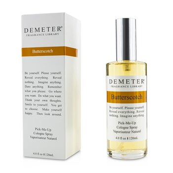 Demeter Butterscotch Cologne Spray  120ml/4oz