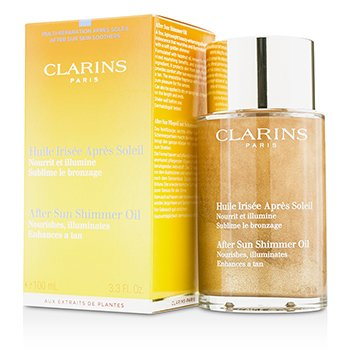 Clarins After Sun Shimmer Oil  100ml/3.3oz