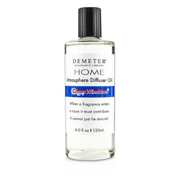 Demeter Aceite Difusor Ambiente - Clean Windows  120ml/4oz