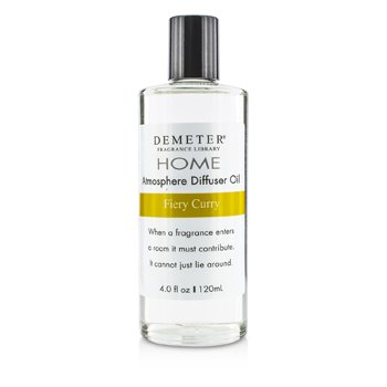 Demeter Aceite Difusor Ambiente - Fiery Curry  120ml/4oz