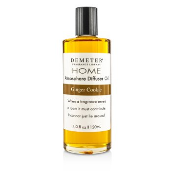Demeter Aceite Difusor Ambiente - Ginger Cookie  120ml/4oz