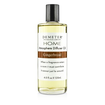 Demeter Aceite Difusor Ambiente - Gingerbread  120ml/4oz