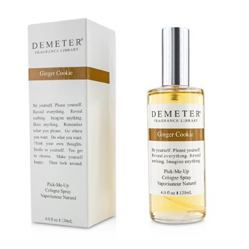 Demeter Ginger Cookie Cologne Spray  120ml/4oz