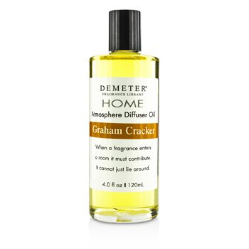 Demeter Aceite Difusor Ambiente - Graham Cracker  120ml/4oz