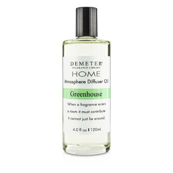 Demeter Atmosphere Diffuser Oil - Greenhouse  120ml/4oz