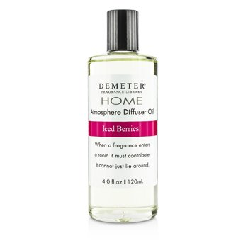 Demeter Aceite Difusor Ambiente - Iced Berries  120ml/4oz