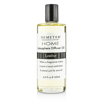Demeter Atmosphere Diffuser Oil - Leather  120ml/4oz