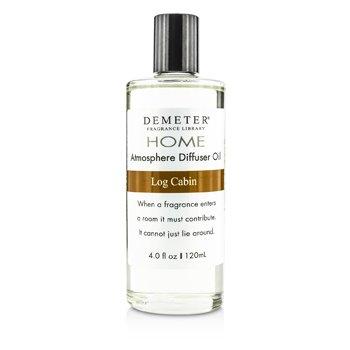 Demeter Atmosphere Diffuser Oil - Log Cabin  120ml/4oz