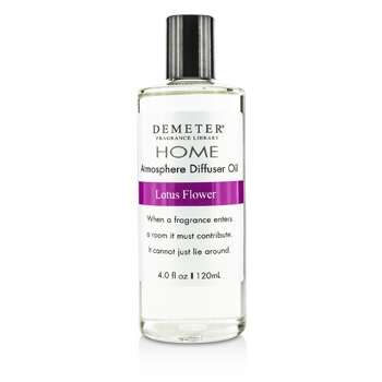 Demeter Atmosphere Diffuser Oil - Lotus Flower 34877  120ml/4oz