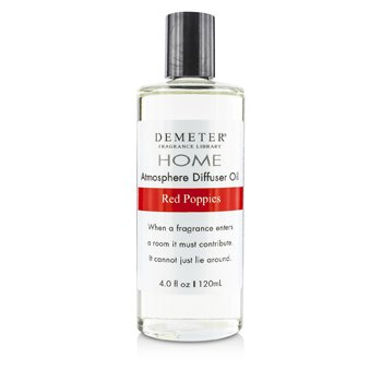 Demeter น้ำมันหอม Atmosphere Diffuser Oil - Red Poppies  120ml/4oz
