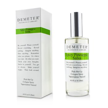 Demeter Spicy Pineapple Salsa Cologne Spray  120ml/4oz