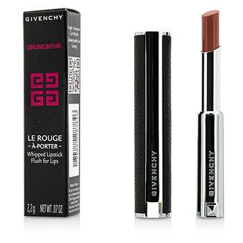 ジバンシィ Le Rouge A Porter Whipped Lipstick - # 104 Beige Floral  2.2g/0.07oz