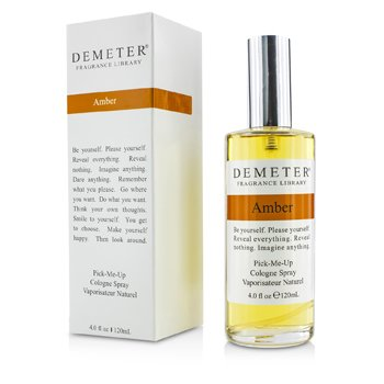 Demeter Amber Cologne Spray  120ml/4oz