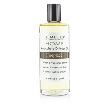 Demeter Atmosphere Diffuser Oil - Fireplace  120ml/4oz