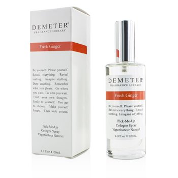 Demeter Fresh Ginger Κολώνια Σπρέυ  120ml/4oz
