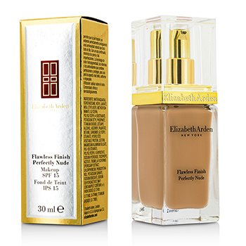 Elizabeth Arden Flawless Finish Τέλειο Ουδέτερο Μέικαπ με SPF 15 - # 16 Toasted Almond  30ml/1oz