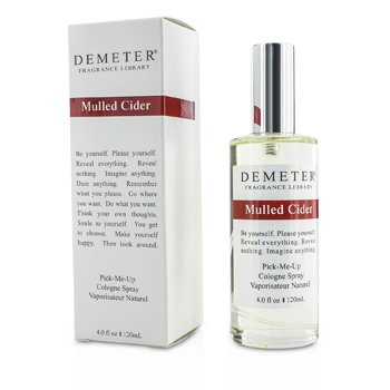 Demeter Mulled Cider Cologne Spray  120ml/4oz