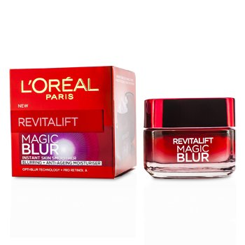 L'Oreal مرطب مضاد للشيخوخة ومبدد للعيوب RevitaLift Magic Blur  50ml/1.7oz