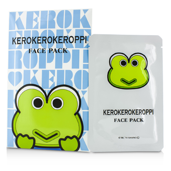 Gotochi Kitty Kerokerokeroppi Face Pack - Pearl  2pcs