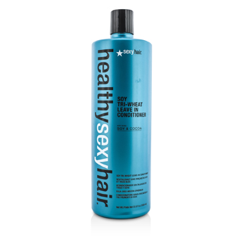 Sexy Hair Concepts Healthy Sexy Hair Soy Tri-Wheat Acondicionador Sin Enjuague  1000ml/33.8oz
