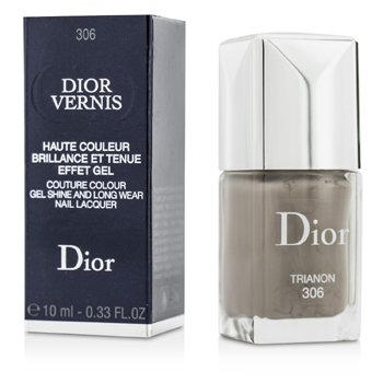 Christian Dior Esmalte Dior Vernis Couture Colour Gel Shine & Long Wear - # 306 Trianon  10ml/0.33oz