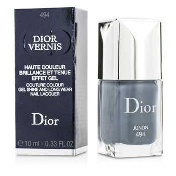 Christian Dior Esmalte Dior Vernis Couture Colour Gel Shine & Long Wear - # 494 Junon  10ml/0.33oz