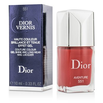 Christian Dior Esmalte Dior Vernis Couture Colour Gel Shine & Long Wear - # 551 Aventure  10ml/0.33oz