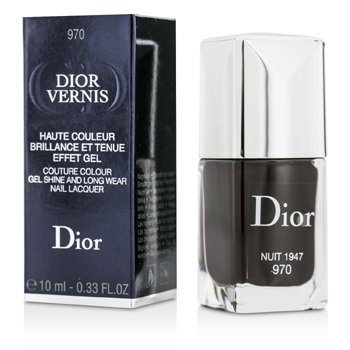 Christian Dior Esmalte Dior Vernis Couture Colour Gel Shine & Long Wear - # 970 Nuit 1947  10ml/0.33oz
