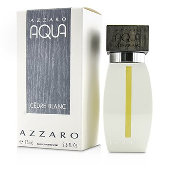 Loris Azzaro Aqua Cedre Blanc Eau De Toilette Spray  75ml/2.6oz